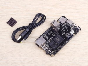 Cubieboard 2 A20 Dual-Card Version