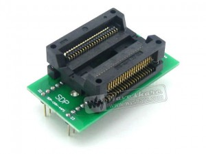Programmer Adapter for SOP44, SO44, SOIC44 package