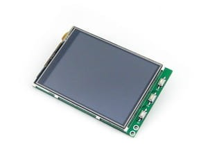 3.2 inch Resistive Touch Screen TFT LCD Designed for Raspberry Pi
