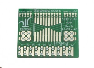 Adapter PCB SOIC20