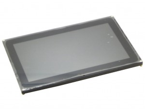 "10.1"" 1024x600 TFT LCD Display with capacitive touch panel"