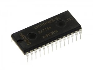 LPC1114FN28 - ARM Cortex-M0 based 32-bit MCU (DIP)