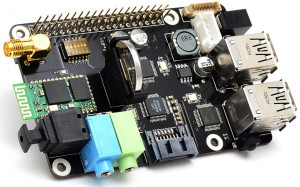 X300 EXPANSION BOARD