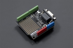 RS232 Shield dla Arduino