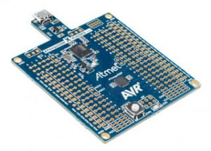 Atmel ATmega328P Xplained Mini evalutation kit