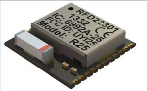 RF Digital RFD22301 Bluetooth 4.0 BLE and ARM Cortex M0 Module