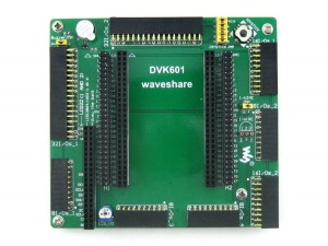 DVK601 FPGA CPLD mother board