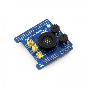 Analog test shield dla Arduino oraz Nucleo MCP4725