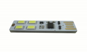 USB LED light Dimmer with touch switch