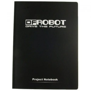 Project Notebook (Black)