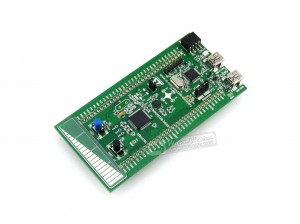 STM32F072B DISCOVERY kit for STM32F0 series - with STM32F072RB MCU
