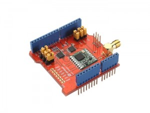 Dragino LoRa Shield - support 868MHz frequency