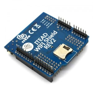 WIFI SHIELD REV2 for Arduino