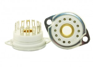 Ceramic Digital Tube Socket For QS30-1