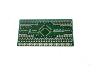 Aplomb-boards TQFP64_44adapters (0.8mm pitch)
