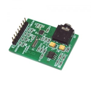 Si4703 FM+RDS Tuner Breakout Board