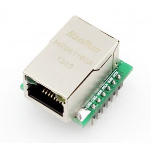 SPI to Ethernet/TCP/IP Module W5500