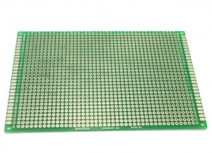 Double-Sided Protoboard 8cm x 12cm