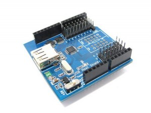 USB Host Shield dla Arduino MAX3421E