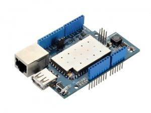 Yun Shield for Arduino