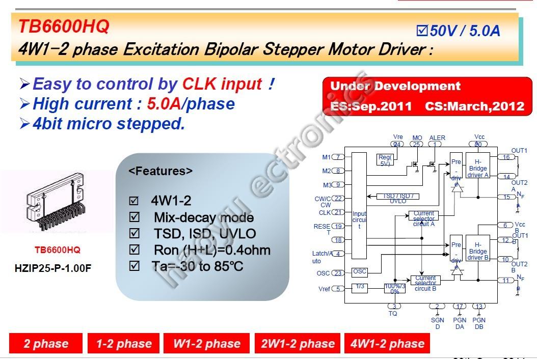 uk00ad tb6600 stepper motor driver