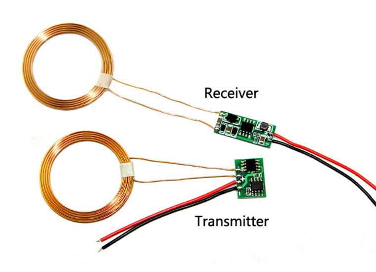 Приемник для беспроводной зарядки своими руками 37