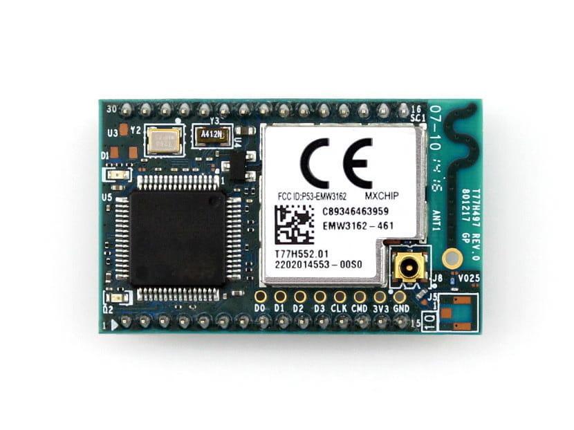 aaronschercom - Arduino Yun WiFi Example