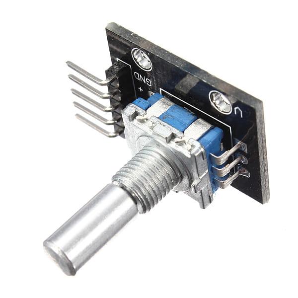 Raspberry Pi and KY040 Rotary Encoder - Stuff