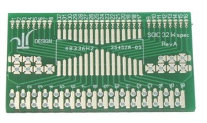 Adapter PCB SOIC32