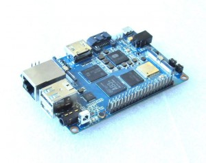 Banana Pi M3 Octa Core  A83T ARM Cortex-A7 2GB RAM