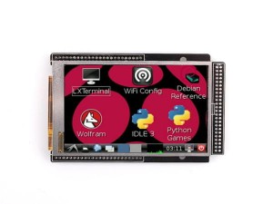 3.5 inch Touch LCD for Cubieboard 1 and 2 (800x480)