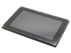 "7"" inch 1024x600 TFT LCD Display with capacitive touch panel HJ070NA-13A"