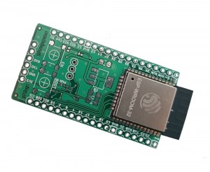 Adapter PCB dla ESP-WROOM-32
