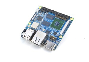 NanoPi M3 64-bit ARM Octa-Core 1GB RAM Wifi Bluetooth 1Gbps ethernet