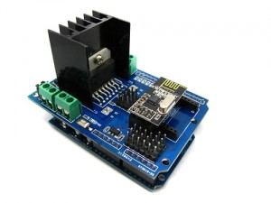 L298N H-Bridge Motor Driver Shield : MotoMama
