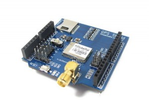 GPS shield v1.0 for Arduino