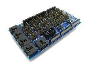 Sensor Shield for Arduino Mega