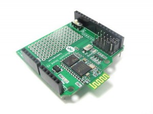 Bluetooth Shield: BT Shield v2.2  (Master / Slave)