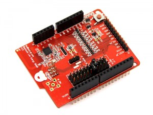Bluetooth 4.0 Low Energy - BLE Shield v2.0 Nordic nRF8001