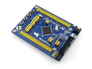 Port407V STM32F407VET6 development board