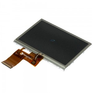 "4.3"" inch 480x272 TFT LCD Display + Touch Panel, Standard 40 PIN INNOLUX AT043B35"