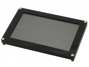 "5"" 800x480 TFT LCD Display with capacitive touch panel"