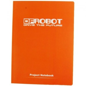 Project Notebook (Orange)