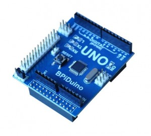 Banana Pi UNO extend board