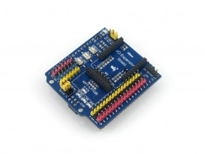 IO Expansion Shield dla Arduino