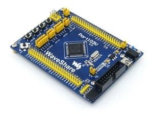 Port103V STM32F103VET6 development board