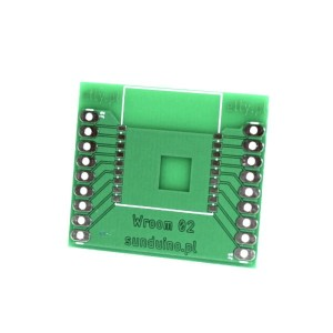 Adapter PCB dla ESP-WROOM-02