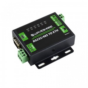 Konwerter RS232 RS485  na Ethernet