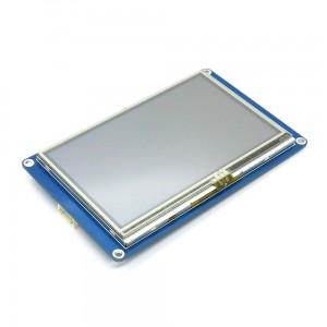 "Nextion 4.3"" TFT 480x272 resistive touch NX4827T043"