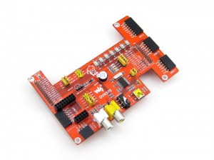Cubietruck Expansion Board, features various interfaces